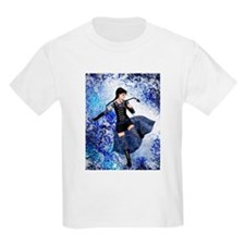 Blue Girl T-Shirt