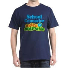 School Counselor Extraordinaire T-Shirt