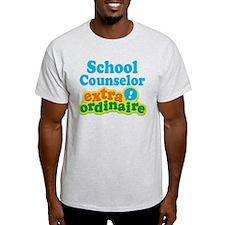 School Counselor Extraordinaire T-Shirt