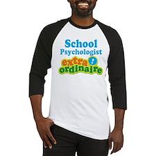 School Psychologist Extraordinaire Baseball Jersey