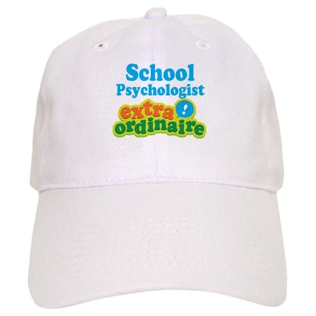 School Psychologist Extraordinaire Cap