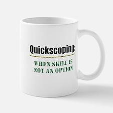 Quickscoping Mug