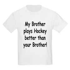 brother hockey T-Shirt