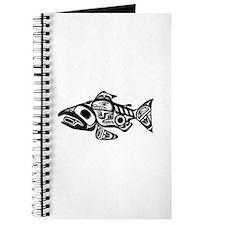 Salmon Native American Design Journal