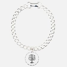 GuitarTree Charm Bracelet, One Charm