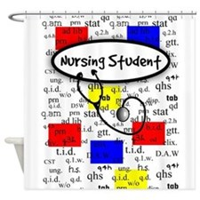 NS 6.PNG Shower Curtain