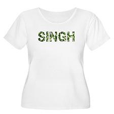 Singh, Vintage Camo, T-Shirt