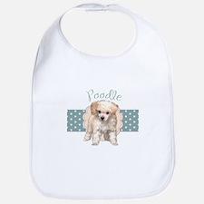 Poodle Puppy Bib