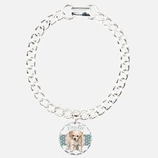Poodle Puppy Bracelet