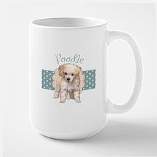 Poodle Puppy Mug