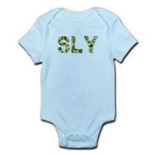 Sly, Vintage Camo, Infant Bodysuit