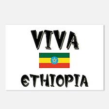 Viva Ethiopia Postcards (Package of 8)