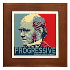 Progressive - Darwin Framed Tile