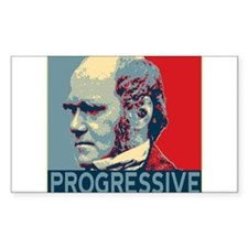 Progressive - Darwin Decal