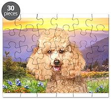 Poodle Meadow Puzzle