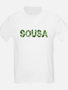 Sousa, Vintage Camo, T-Shirt