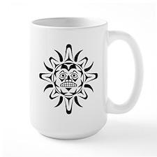 Sun Native American Design Mug