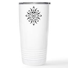 Sun Native American Design Travel Mug
