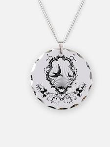 Bird Shield Necklace