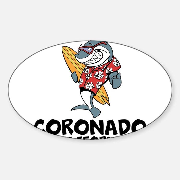 Coronado, California Decal