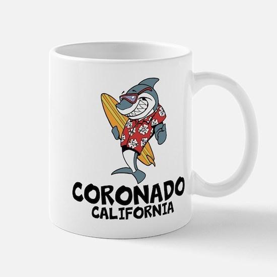 Coronado, California Mugs