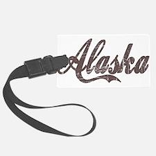 Vintage Alaska Luggage Tag