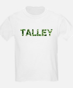 Talley, Vintage Camo, T-Shirt