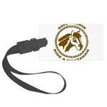 Montanan Large Luggage Tag