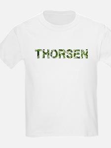 Thorsen, Vintage Camo, T-Shirt