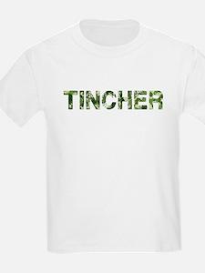 Tincher, Vintage Camo, T-Shirt