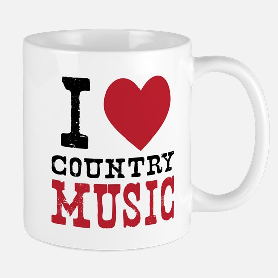 Country Music Mug