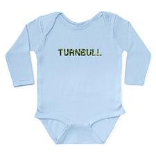 Turnbull, Vintage Camo, Long Sleeve Infant Bodysui