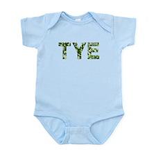 Tye, Vintage Camo, Infant Bodysuit