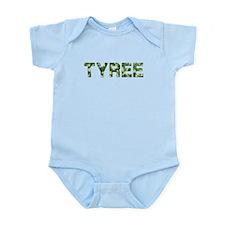 Tyree, Vintage Camo, Infant Bodysuit