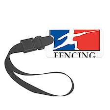 Fencing Luggage Tag