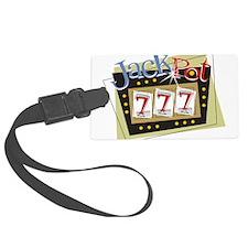 Jackpot 777 Luggage Tag