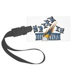 Spike It Large Luggage Tag
