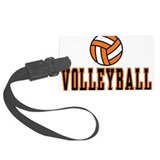 Volleyball Luggage Tags