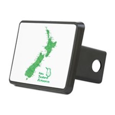 New Zealand Map Hitch Cover