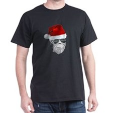 Sasquatch Secret Santa T-Shirt