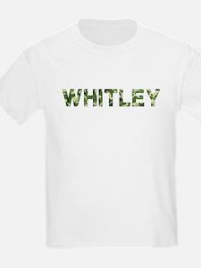 Whitley, Vintage Camo, T-Shirt