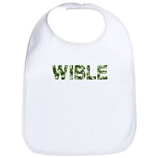 Wible, Vintage Camo, Bib