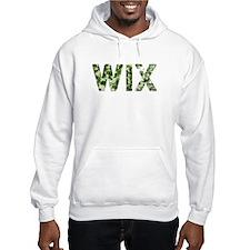 Wix, Vintage Camo, Hoodie