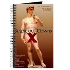 Suspicious Clowns X Official Journal