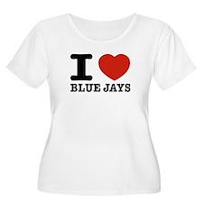 I love Blue Jays T-Shirt