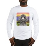 Poodle Meadow Long Sleeve T-Shirt