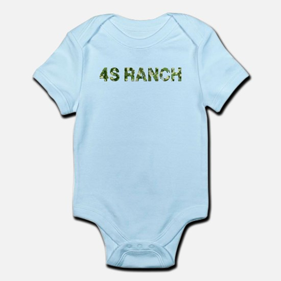 4S Ranch, Vintage Camo, Infant Bodysuit