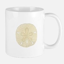 Sand Dollar Logo Mug