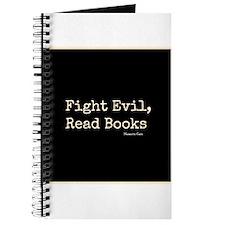 Fight Evil, Read Books Journal