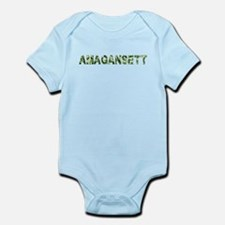 Amagansett, Vintage Camo, Infant Bodysuit